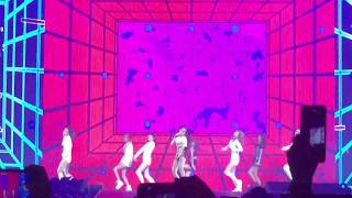 BLACKPINK - Kick It @ In Your Area Tour: Fort Worth (5/8/19) [4K]