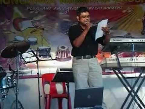 "Karaoke song ""Ye Meri Zindagi Bejaan Lash"" from film Betaab by Kishore Kumar Ramessur.wmv"