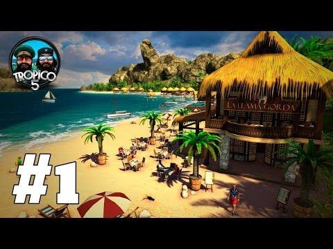 Вива Эл Президенте! [Tropico 5 #1]