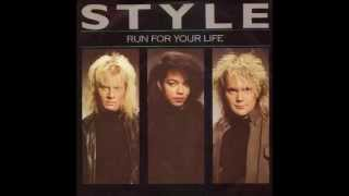 Style - Run For Your Life (Escape Mix)