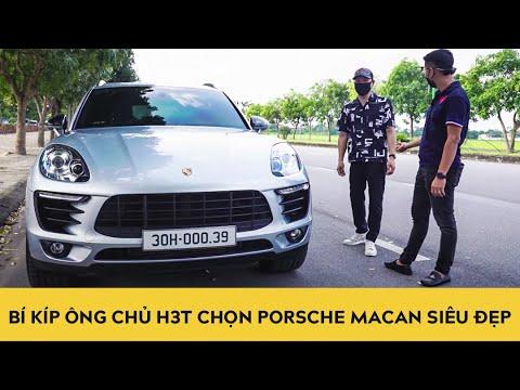 Mổ xẻ xe lướt Porsche Macan của ông chủ H3T - Bí kíp luôn chọn được xe ngon