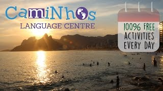 Learn Portuguese in Rio de Janeiro and get 100% Free Activities