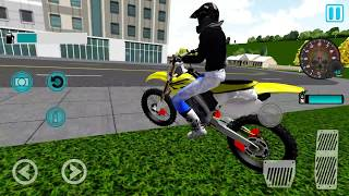 Bike Racing Games - Fast Motorbike Simulator 3D - Gameplay Android free games