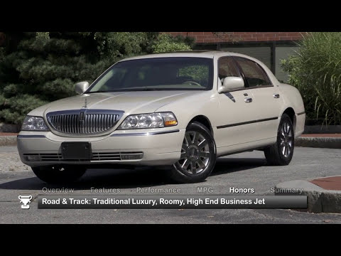2011 LINCOLN Town Car Used Car Report