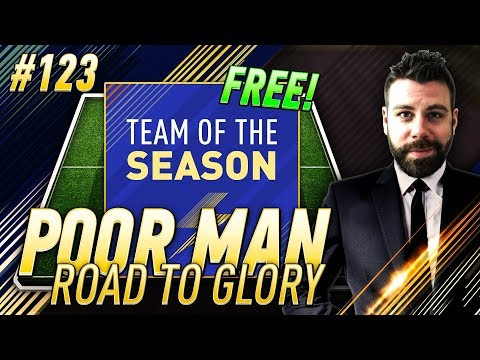 HOW TO PREPARE FOR FREE TOTS PACKS - Poor Man RTG #123 - FIFA 18 TEAM OF THE SEASON