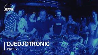 Djedjotronic Boiler Room Paris DJ Set
