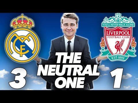 REAL MADRID 3-1 LIVERPOOL | GARETH BALE INSANE GOAL AND KARIUS HORROW SHOW COSTS THE REDMEN |
