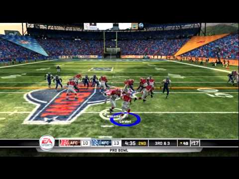 Madden NFL Superstar - Rookie Season - Pro Bowl vs NFC