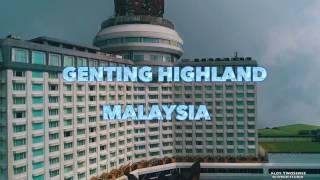 genting highland, malaysia . 2017 - dji phantom 4 pro - skyhighstudio