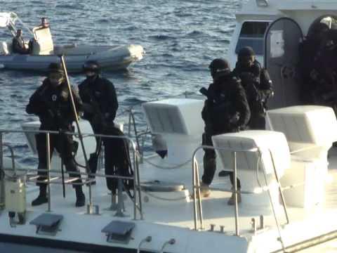 The Ninja Turtles of the Greek Coast Guard