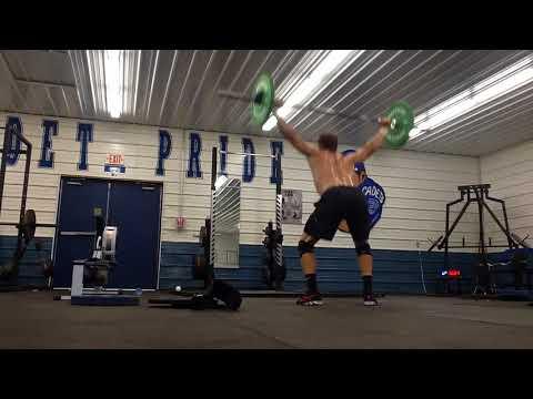 Nate Dietzenbach WZA workout 4&5