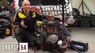 видео: Что если, ЗАПУСТИТЬ Двигатель в ОБРАТНУЮ СТОРОНУ