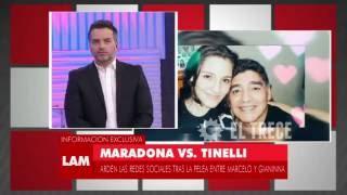 Gianinna Maradona habla de Jana y el calvario que padeció Claudia Villafañe