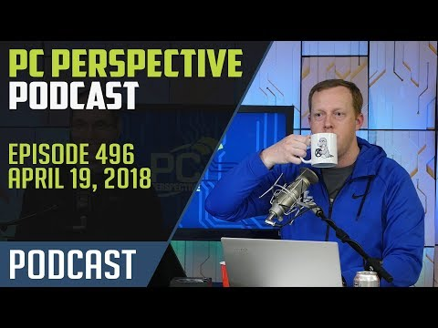 Podcast #496 - Ryzen 7 2700X, 8-Core Coffee Lake, WD Black NVMe, and more!