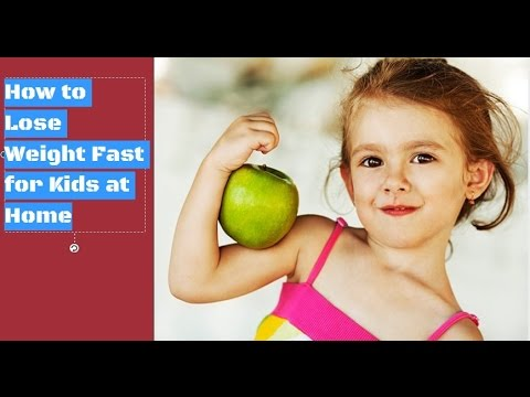 How to Lose Weight Fast for Kids at Home | workout videos to lose weight fast for kids at home