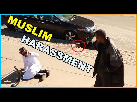 MUSLIM HARASSMENT we faced last 6 Months ...