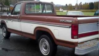 Video 1985 FORD F150 XLT LARIAT  NOT FOR SALE NOW IN THE VAULT! download MP3, 3GP, MP4, WEBM, AVI, FLV September 2018