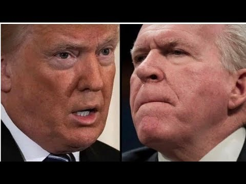 """TRUMP SUPPORTERS FREAK AFTER OBAMA'S CIA CHIEF JOHN BRENNAN MAKES """"DIRECT THREAT""""!"""
