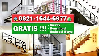 Video 45 Desain Railing Tangga Minimalis 2016 download MP3, 3GP, MP4, WEBM, AVI, FLV September 2017