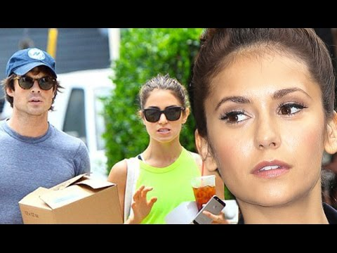 Who is nina dobrev dating right now - Warsaw Local