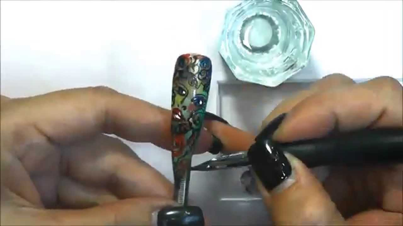 Nail Art Ideas Calligraphy Pen For Nail Art Pictures Of Nail Art