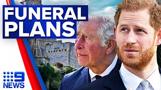 Prince Philip's intimate funeral guest list | 9 News Australia
