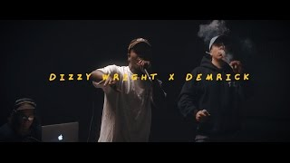 Dizzy Wright Demrick Getting High BuffNerds Session.mp3