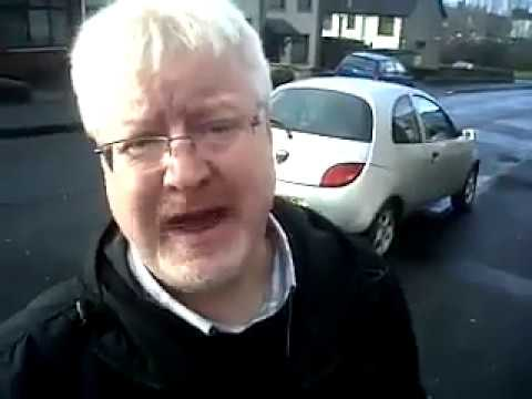 TV Licensing Goon Ballymena, 22 Jan 2014