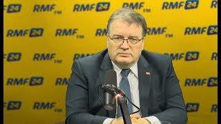 Andrzej Dera gościem Popołudniowej rozmowy w RMF FM - Na żywo