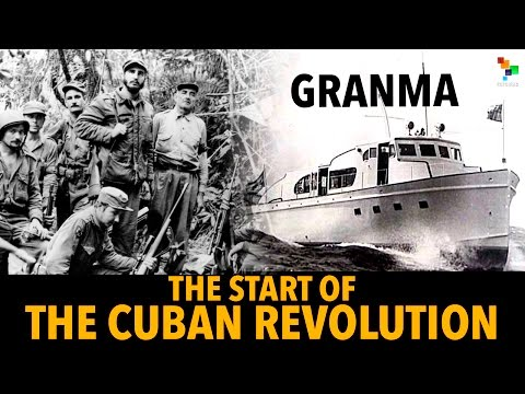Granma: The Start of the Cuban Revolution