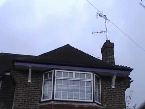 Traditional Cast Iron Guttering with New Timber Fascias Best Priced UK Call 0845 878 7778