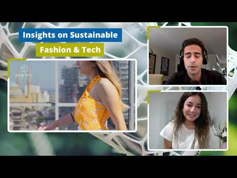 Insights on Sustainable Fashion & Tech