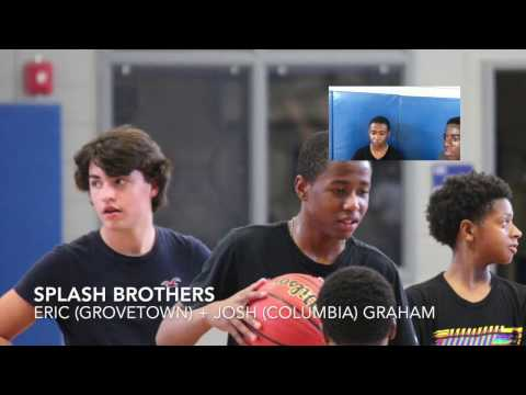 Interview with Eric Graham (Grovetown) and Josh Graham (Columbia Middle)