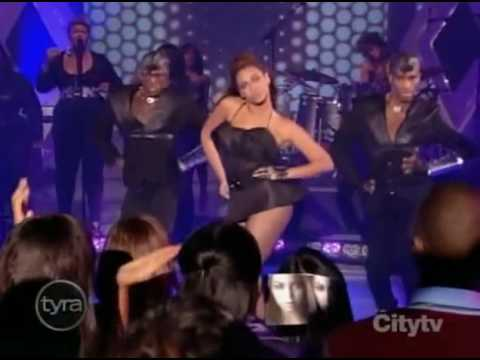 Beyonce  Single Ladies Live @ Tyra Banks