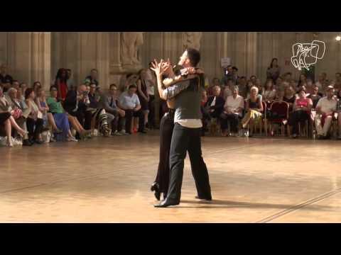 Vitali Kozmin and Valeria  Milova, EST   2015 PD World LAT ShowDance   The Final
