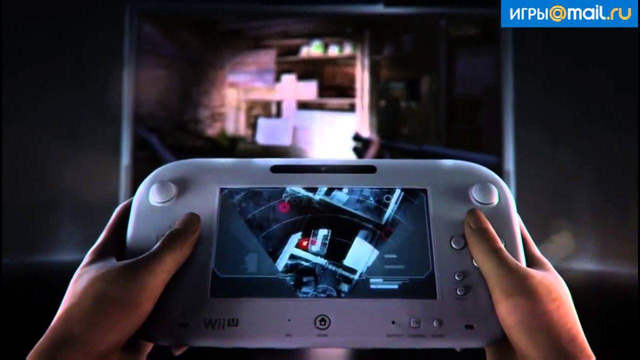 Nintendo Wii игры на русском
