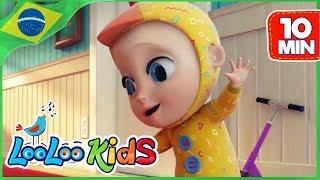 Galo Garnizé - Músicas Para Crianças | LooLoo Kids Português Johny e amigos