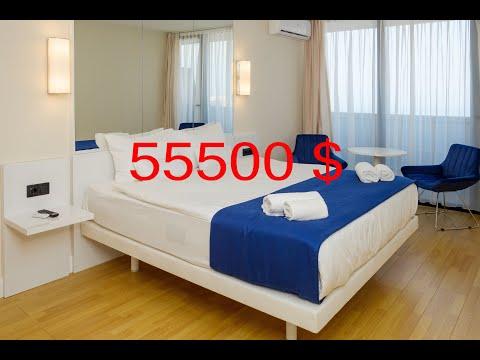 Продажа двухкомнатных апартаментов в Орби Сити на 12 этаже 44 кв.м