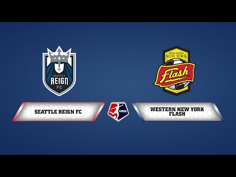 Seattle Reign FC vs. Western New York Flash