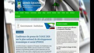 INSTITUTION EN LIGNE AFRIQ DU 16  02   2015