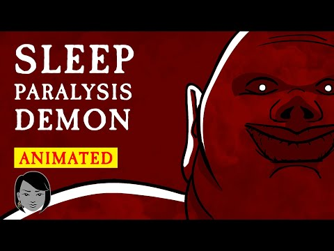 Download Filipino Sleep Paralysis Demon | Stories With Sapphire | Scary Story