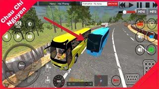 🎮 #60 Trò Chơi Đua Xe Android Hay Nhất / IDBS Bus Simulator Vietnam (P3)