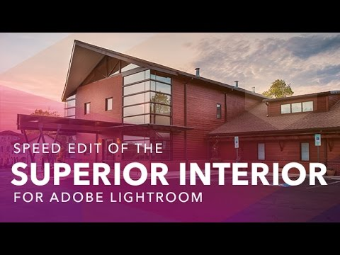 Sleeklens Timelapse Edit - Superior Interior Adobe Lightroom Workflow