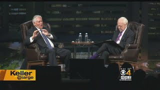 Keller @ Large: Rex Tillerson Opens Up About Life At The White House