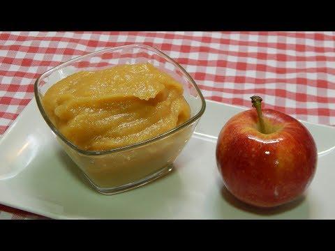 Cómo hacer compota de manzana casera receta muy fácil