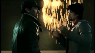 E3 2012 Trailers - Watch Dogs Gameplay Walkthrough