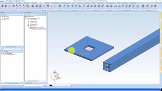 HiCAD 2017 - Parametrik - Teilepositionierung