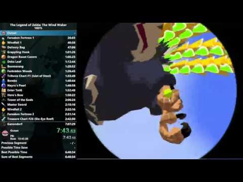 The Wind Waker 100% in 6:56:29