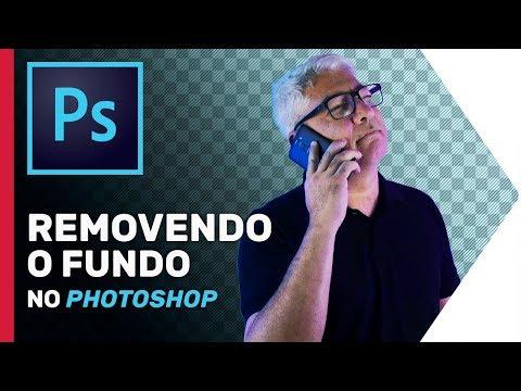 Como Remover Ou Alterar O Fundo Da Imagem Com Photoshop CC   Make Fast #07   MX Cursos