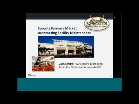 Automating Facility Maintenance - Case Study